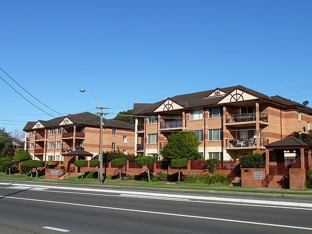 Apartments In Kingsway Miranda